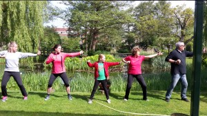 Zomercursus Qigong Amsterdam
