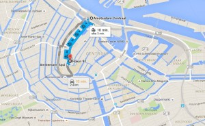 Smooth Relief Amsterdam Centrum