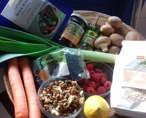 De vijf smaken uit de Chinese Voedingsleer